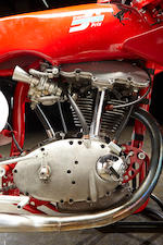 1958 Ducati 125 GP Frame no. 526 Engine no. 502