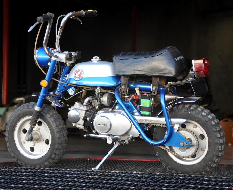 1969 Honda Mini Trail Z50