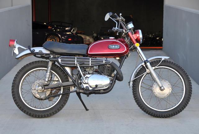 Bonhams 1970 Yamaha DT1 Enduro 250 Engine No DT162431