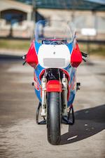 1984 Ducati 748cc TT1 Road Racer Frame no. 6 Engine no. DM600L*702481*