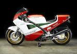 1988 Ducati 851 TriColore Frame no. ZDM3HB6T6JB850034 Engine no. HB6J850032