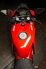2008 Ducati 990cc Desmosedici RR Frame no. ZDM1ZDFW988000449 Engine no. ZDF8000577