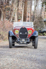 <b>1932 Bugatti TYPE 49 ROADSTER</b><br />Chassis no. 49534<br />Engine no. L423