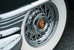 <b>1952 Cadillac Series 62 Coupe</b><br />Chassis no. 52627564<br />Engine no. 52-62-79564