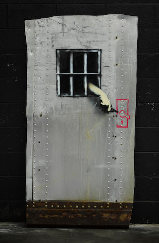 Banksy (British, born 1975) Jail Break 2010