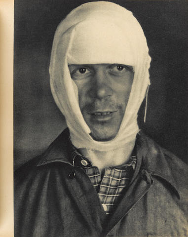 TMEJ, ZDENEK. 1920 - 2004. Abeceda Dusevniho Prazdna [Alphabet of Spiritual Emptiness]. Prague: Zadura Nakladelstvi, 1946.