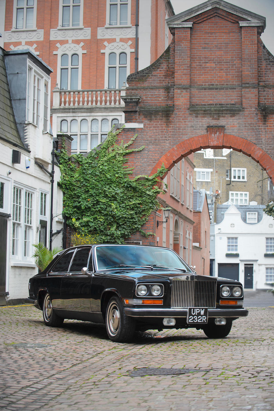 <I>Ex-Sammy Davis Jr.</I> <b>1977 Rolls Royce Camargue</b><br />Chassis no. JRF30980<br />Engine no. 30980