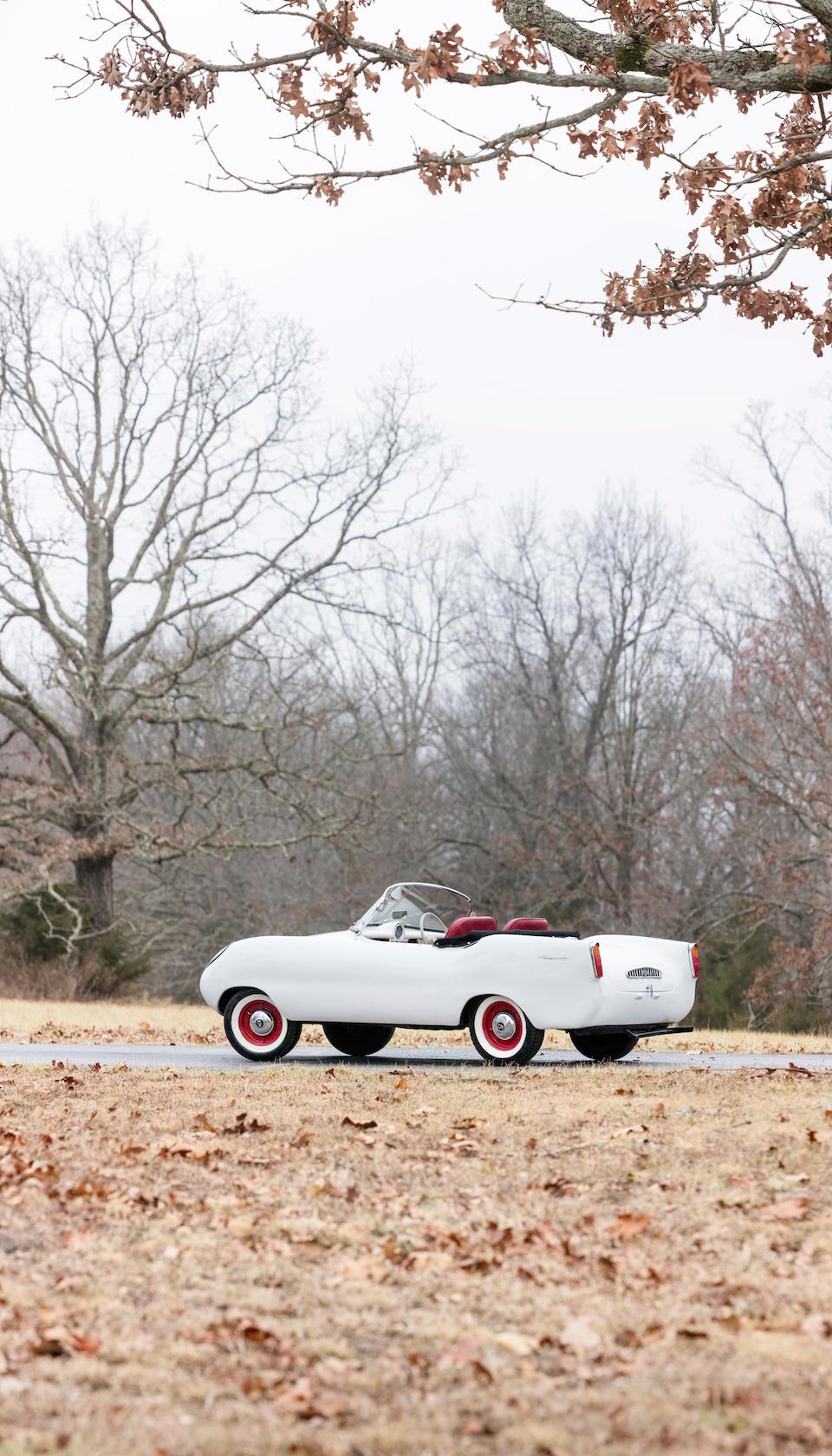 <b>1959 Goggomobil Dart Roadster</b><br />Chassis no. 0112854<br />Engine no. 02130120
