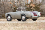 <b>1959 Berkeley SE492 Roadster</b><br />Chassis no. 74<br />Engine no. 190