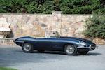 <b>1961 Jaguar E Type</b><br />Chassis no. 875053<br />Engine no. R1101-9