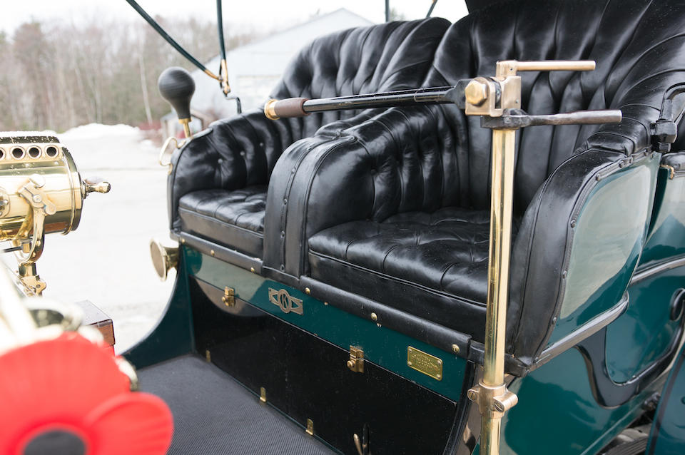 "<b>1904 Knox 16/18hp ""TUDOR"" 5-PASSENGER TOURING</b><br />Chassis no. 312<br />Engine no. 839D"