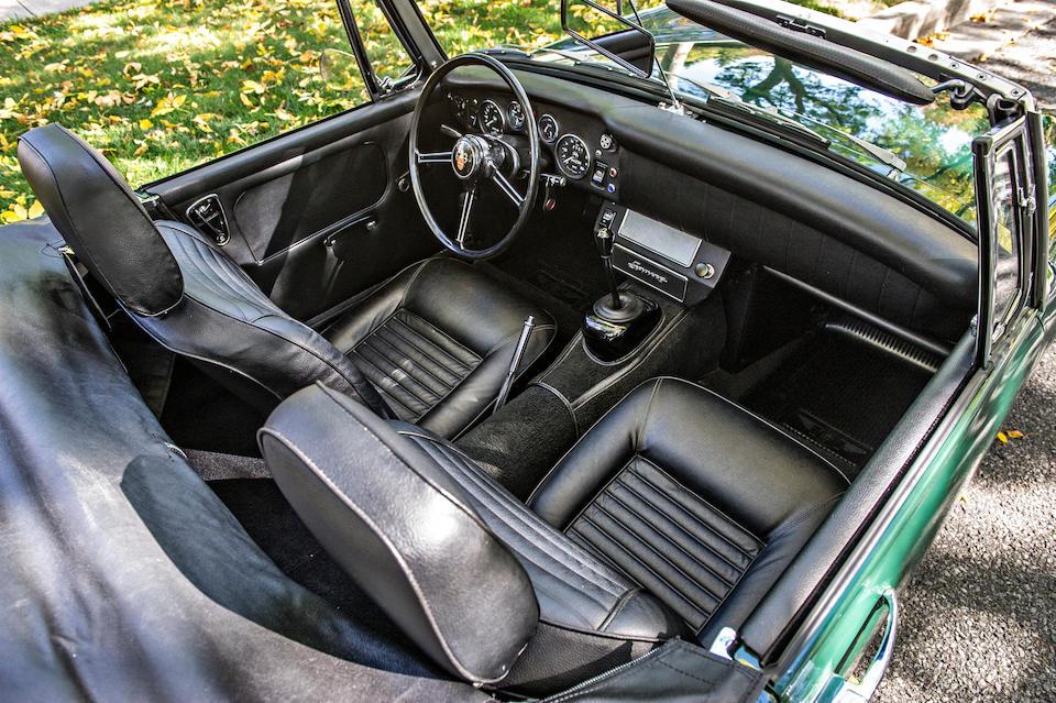 <b>1969 Austin Healey SPRITE MARK IV</b><br />Chassis no. H-AN9-U/84386-G<br />Engine no. 12CD-DA-H/19186