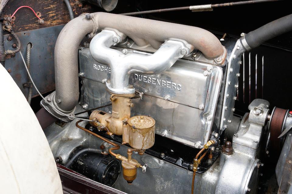 <b>1920 ReVere-Duesenberg Four-passenger Tourer</b><br />Chassis no. 1357