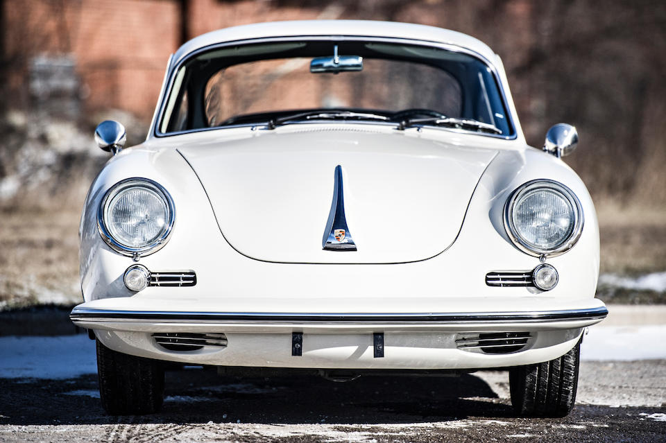 <b>1965 PORSCHE 356C COUPE</b><br />Chassis no. 221823<br />Engine no. 752590