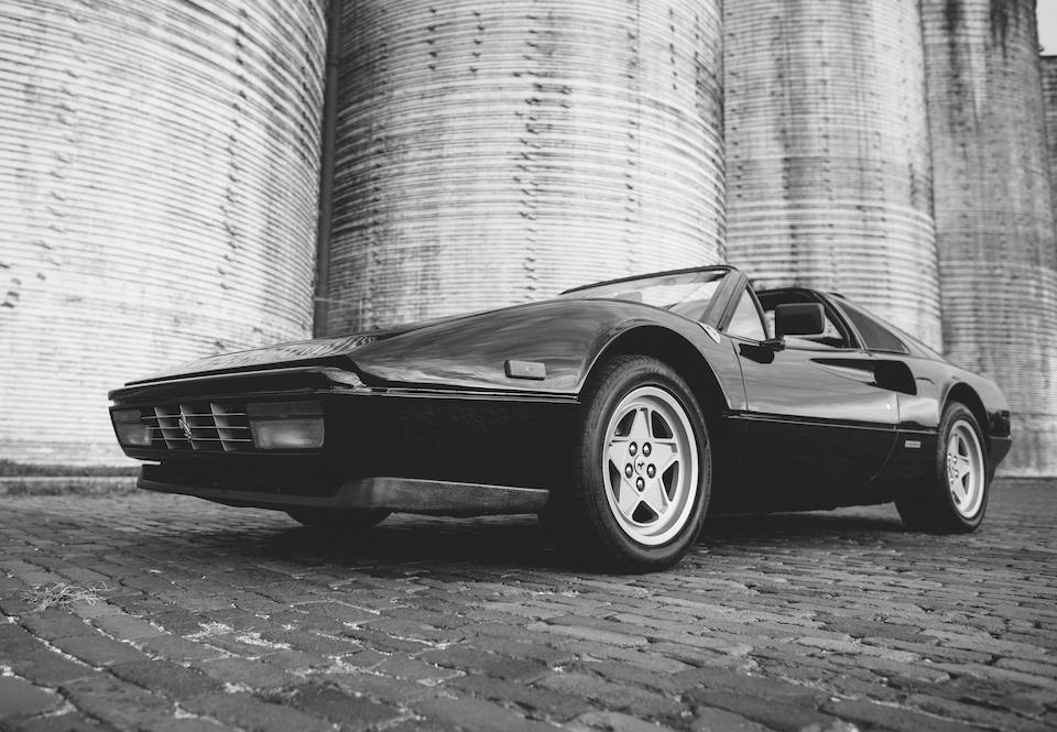 <b>1986 Ferrari 328 GTS</b><br />VIN. ZFFXA20A9G0064209