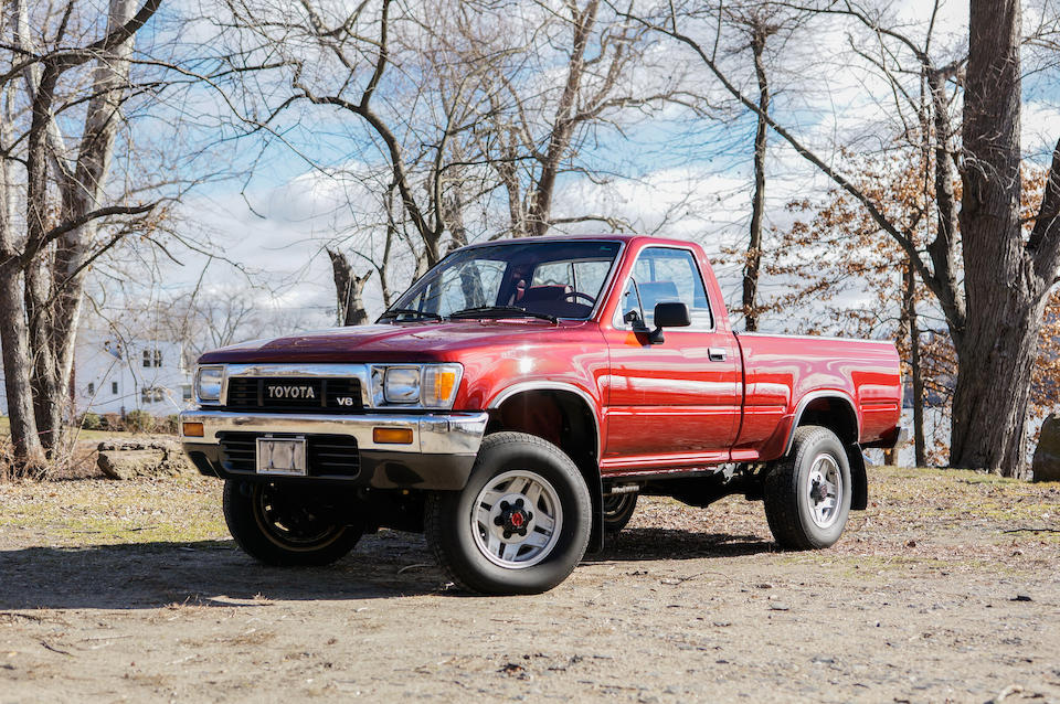 <B>1990 Toyota 4X4 Pick-Up</B><br />VIN. JT4VN01D7L2007514