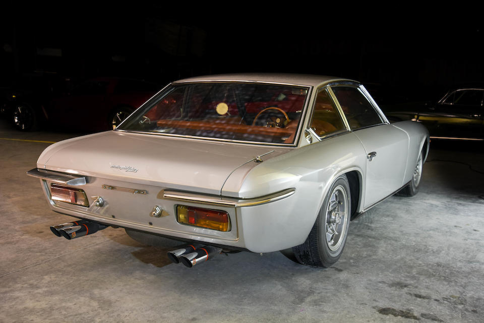 <b>1968 Lamborghini 400GT Islero 2+2</b><br />Chassis no. 6318<br />Engine no. 2457