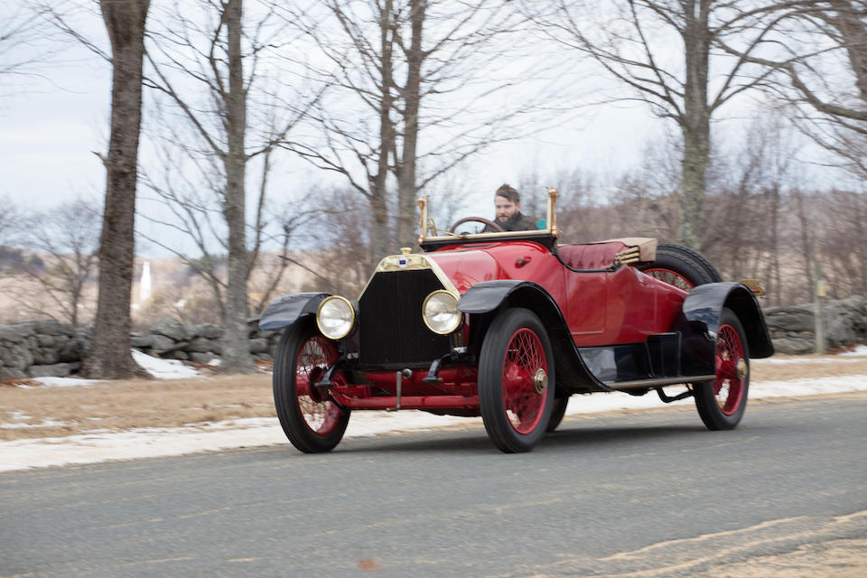 <b>1913 Lancia Theta Speedster Runabout</b><br />Chassis no. 2182<br />Engine no. 2182