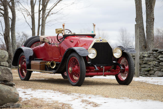 Bonhams : 1913 Lancia Theta Speedster RunaboutChassis no. 2182Engine ...
