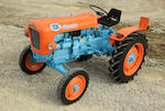 <b>1965 LAMBORGHINI MODEL 1R TRACTOR</b><br />Engine no. 18168