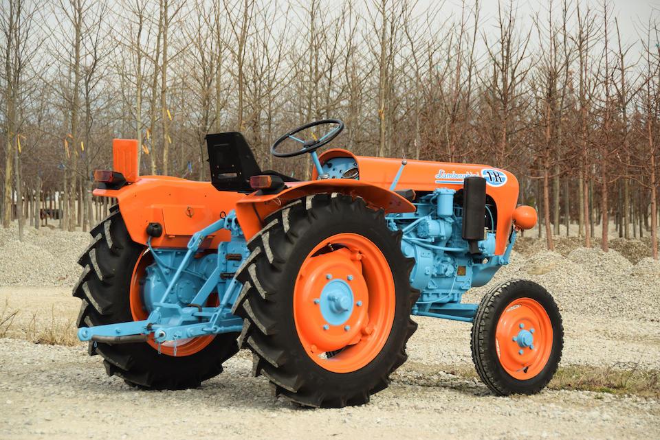 <b>1965 LAMBORGHINI MODEL 1R TRACTOR</b><br />Engine no. 18168