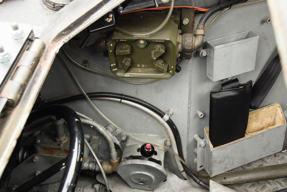 <b>1958 DAIMLER FERRET SCOUT CAR</b><br />Chassis no. 16791158<br />Engine no. 16184