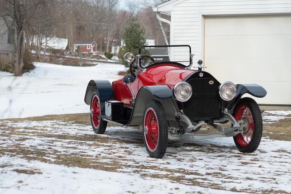<b>1917 Stutz Bearcat</b><br />Chassis no. 2217 S