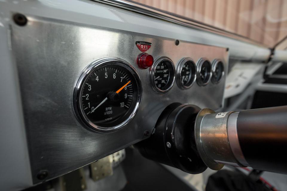 "<b>1968 Pontiac ""Jerry Titus"" Firebird Trans Am Racecar</b><br />Chassis no. 7L141852"
