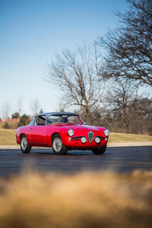<b>1957 Alfa Romeo 1900C Super Sprint Coupe</b><br />Chassis no. AR1900C 10270