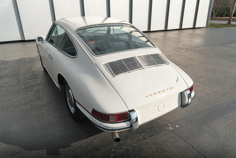 <b>1965 Porsche 911 2.0 Coupe</b><br />Chassis no. 302527<br />Engine no. 902677
