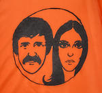 A The Sonny and Cher Comedy Hour cast windbreaker
