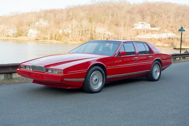 Bonhams : 1984 Aston Martin LAGONDA SEDANVIN ...
