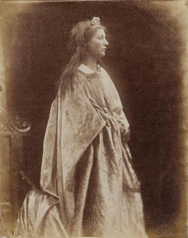 Julia Margaret Cameron (1815-1879); Guinevere;