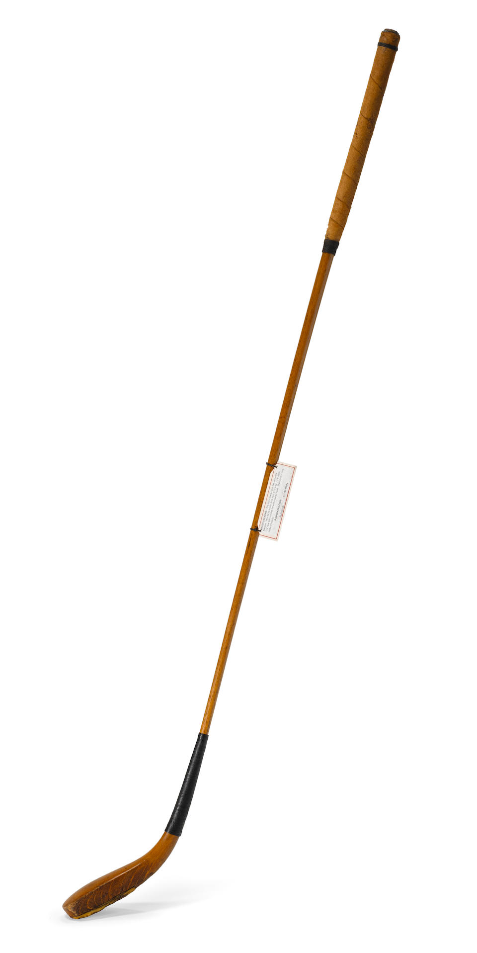 A BOWMAKER'S LONG NOSE PLAY CLUB CIRCA 1750-1780