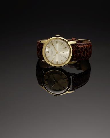 "An 18k gold large ""Calatrava"" wristwatch, Patek Philippe Patek Philippe"