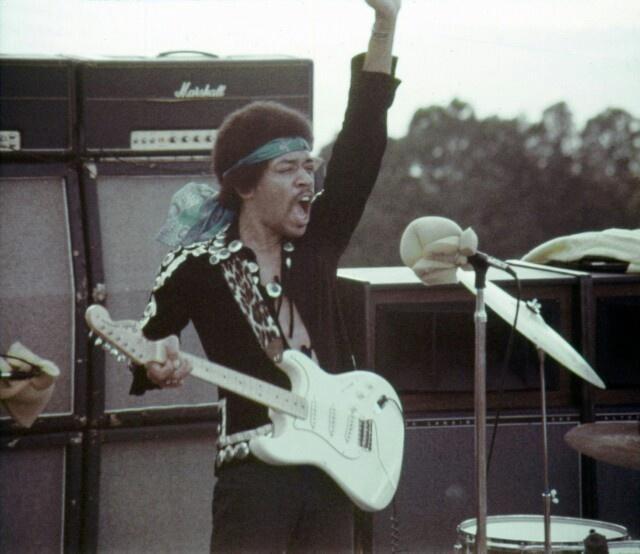 A Jimi Hendrix recorder