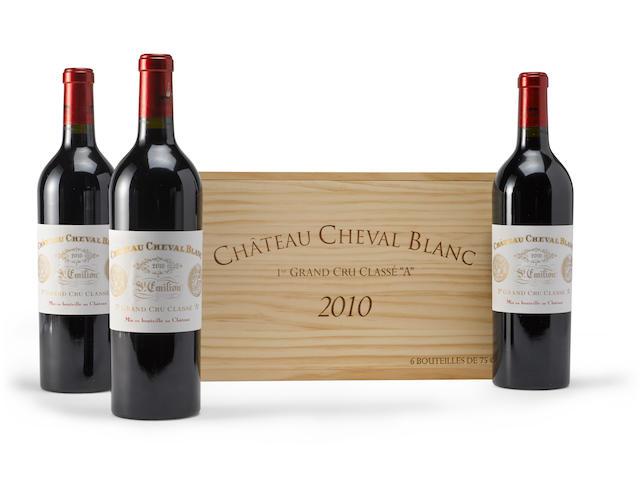 Château Cheval Blanc 2010, St-Émilion 1er Grand Cru Classé - A (12)