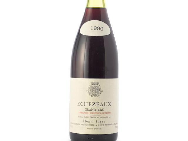 Échézeaux 1990, H. Jayer (1)