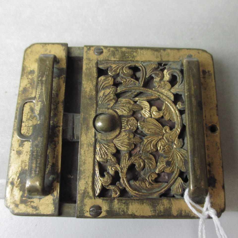 A group of four jade plaques 19th century and later