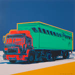Andy Warhol (1928-1987); Truck;
