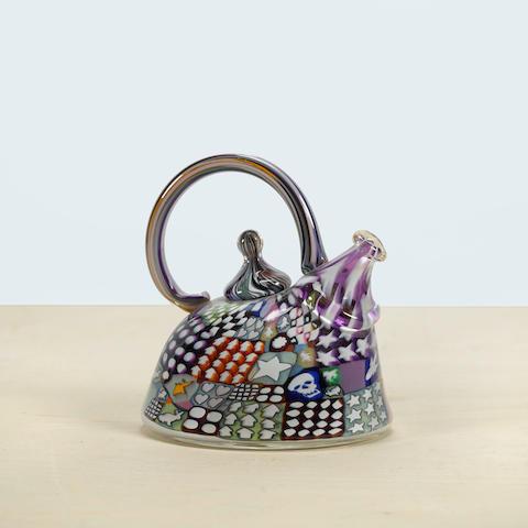 Richard Marquis (born 1945) Non-functional teapot, 1987