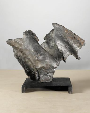 Francesco Somaini (born 1926) Nauta II, 1960 overall dimensions 15 1/2 x 20 x 11 in. (39.4 x 50.8 x 27.9 cm)