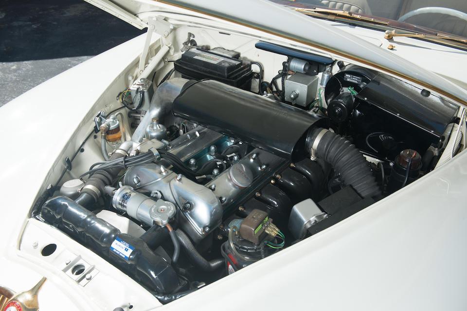 "<b>1960 Jaguar MK II 3.8 SALOON ""THE GOLDEN JAGUAR""</b><br />Chassis no. P210581BW<br />Engine no. 103519"