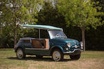 <b>1958 Fiat 500 JOLLY BEACH CAR</b><br />Chassis no. 110 031297<br />Engine no. 110 000 0033949