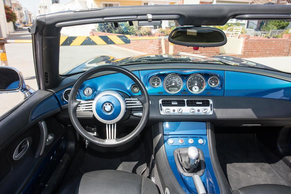 <b>2001 BMW Z8</b><br /> Vin. WBAEJ13451AH60489