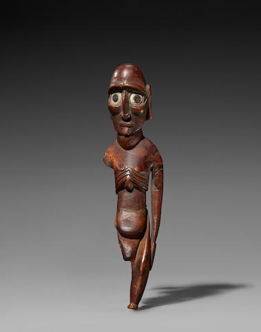 Male Figure, Easter Island