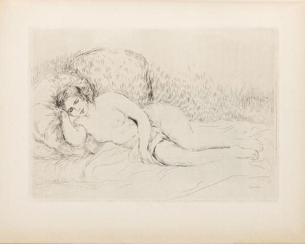 IMPRESSIONISM. DURET, THÉODORE. Die Impressionisten. Pissarro, Claude Monet, Sisley, Renoir, Berthe Morisot, Cézanne, Guillaumin. Berlin: Bruno Cassirer, 1909.