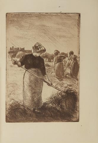 IMPRESSIONISM. DURET, THEODORE. Histoire des Peintres Impressionistes. Paris: Floury, 1906.
