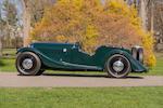 <b>1936 Morgan 4/4 SERIES 1 ROADSTER</b><br />Chassis no. 096<br />Engine no. M68