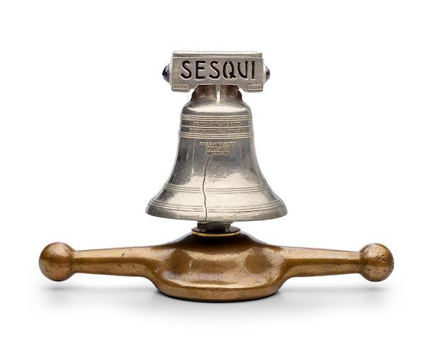 A 'Liberty Bell Sesqui 1776-1926' mascot, American, c.1926,